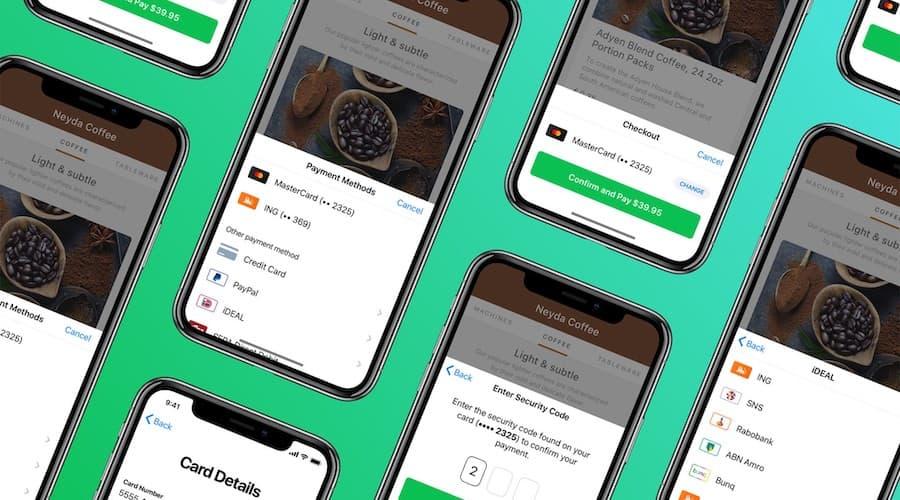 Adyen app singapore